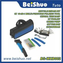 Bicycle Repair Tool Kit with Portable Bag