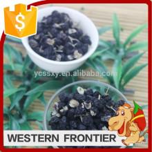 Органический культивационный тип нового урожая черный goji ягода