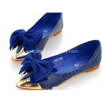 TPU Shoe Accessory Rivets Toe Caps for Women High Heel