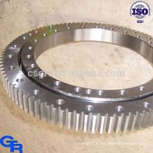 Anéis de rolamento de esferas, rolamento de anel de giro da escavadora de kobelco, rolamento de giro do guindaste