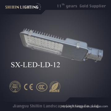 Éclairage extérieur imperméable de rue de 36W 40W 60W LED IP65