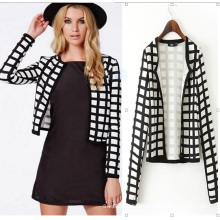 OEM High Quality 2015 Fashion Autumn Women Casual Coat