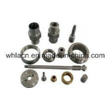 Colocación de tubería de fundición de precisión de acero inoxidable (fundición de cera perdida)