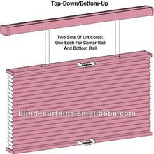 2015 NEW cellular pleated blind