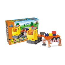 Goods high definition for Intelligence Blocks Construction Building Toys for Boy export to Netherlands Exporter