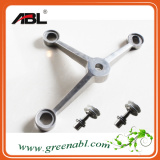 Stainless Steel Glss Spigot/Wall Mount Glass Hardware
