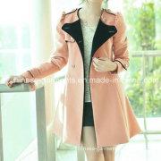 Fashion Long Autumn&Winter Coat for Women