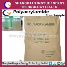 alibaba hochwertige polyacrylamid lieferanten für die herstellung von weihrauch industrie