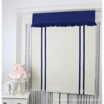 Cheap horizontal roller pleated blinds/roman blinds parts