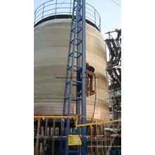Filamentwickelmaschine für Vertikaltyp für FRP Tank