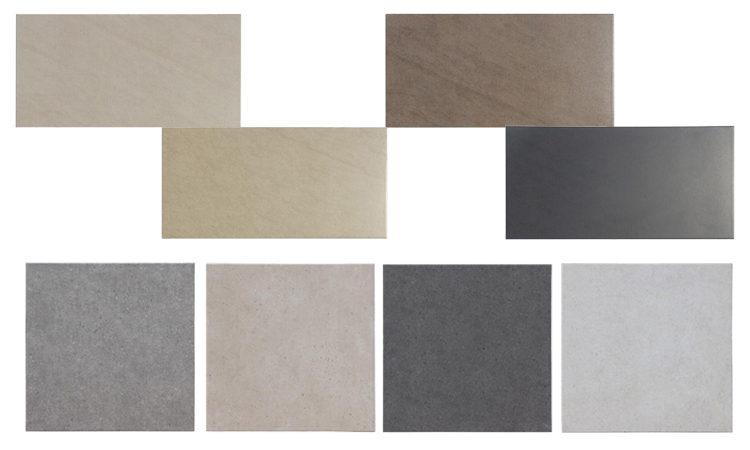 grey indoor tiles