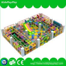 Mejor venta Equipo infantil Parque de atracciones suave Parque infantil interior