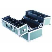 Caja de herramientas de aluminio de la venta caliente hecha en China