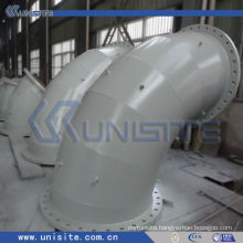 high pressure welded double wall tube for dredger (USC-6-003)