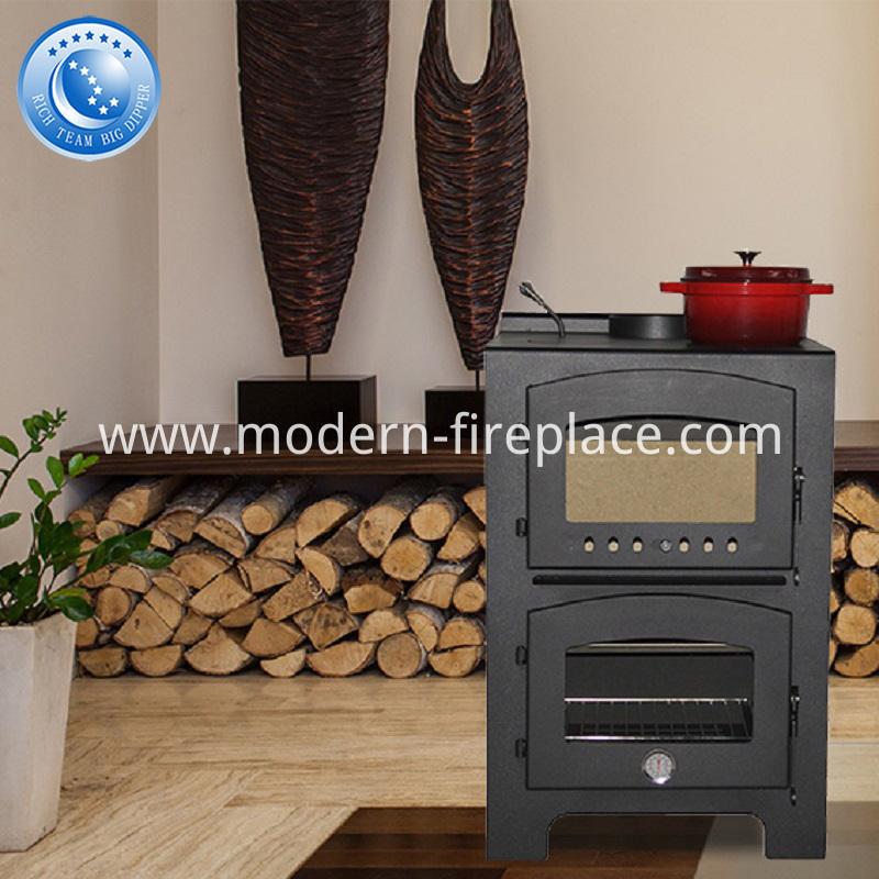 Top Modern Wood Burning Stoves