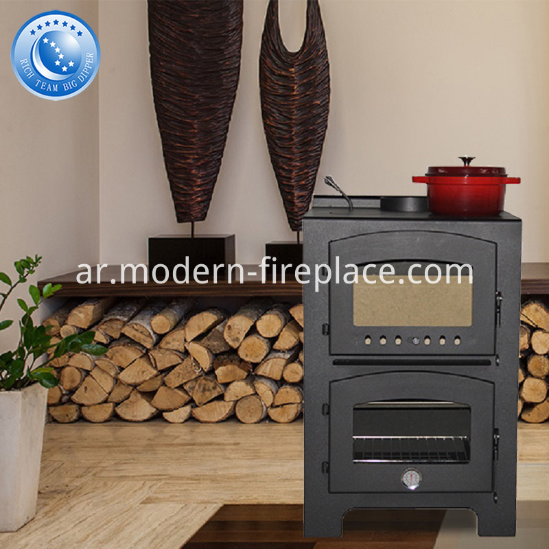Top Modern Wood Burning Stoves
