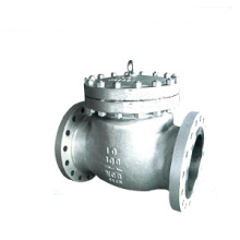 API Cast Steel Lift Check Valve