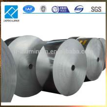 Papel de aluminio usado para papel laminado para envolver con mantequilla