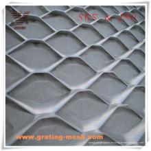 Dekorative / Aluminium / Expanded Metall / Rhombic Shaped Expanded Mesh