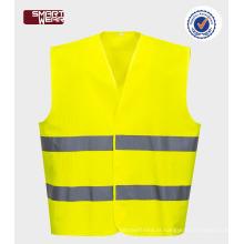 colete refletivo da veste da segurança Colete do saneamento Colete da segurança da estrada de ferro do tráfego