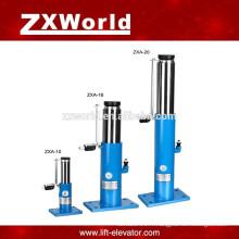 Tampon d'huile ZXA-10 & 16 & 20 Composants de sécurité pour ascenseur