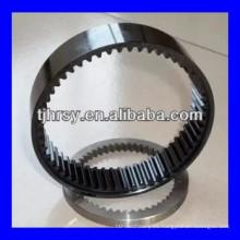 40Cr anillo de engranaje interno para la venta caliente