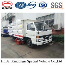 4cbm Jmc Isuzu Road Road Sweeper Truck Euro4