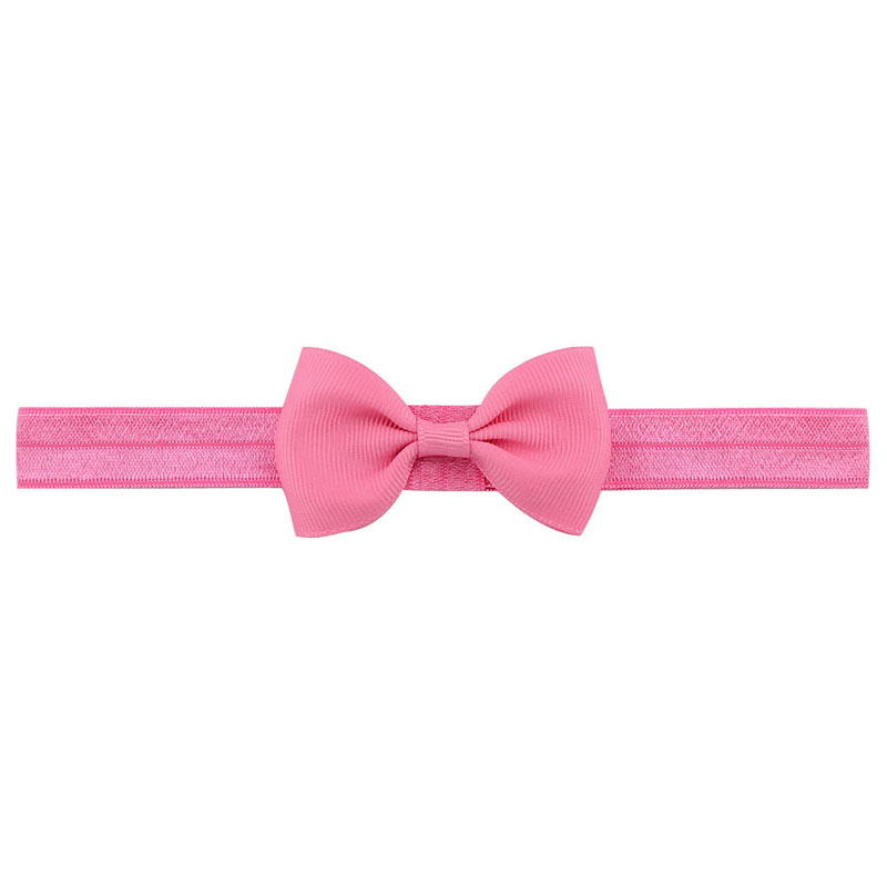 Hair Bow Pink for baby