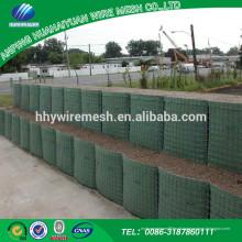 Venda quente personalizada Made in China baixo preço defencive barreira de proteção hesco