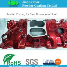 Anti-bubbling Powder Coatings for Aluminum Casting
