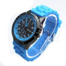 Waterproof Silicone Rubber Bracelet Watch
