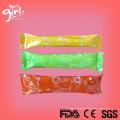 Marken-kundenspezifischer Tampon-Großhandel organischer Applikator Tampons für Frauen