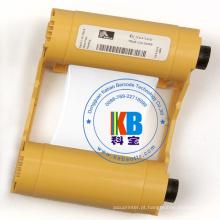 Compatível Zebra ZXP Série 3 Branco 800033-809 Thermal Transfer Printer Ribbon 1000 Imagens