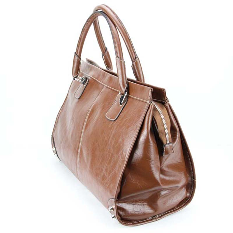 Wholesale Lady Leather Tote Handbag for Women