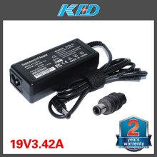 Adaptador de CC de CA para la entrada 19V 3.24A Adaptador de la CA con las extremidades 5.5 * 2.5mm