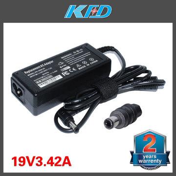 Adaptador AC DC para Gateway 19V 3.24A Adaptador AC com Dicas 5.5 * 2.5mm