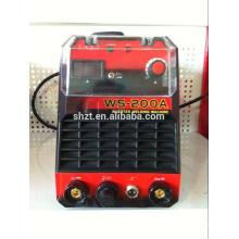 WS-200 Nouveau transporteur portable IGBT inverseur dc tig / mma machine à souder