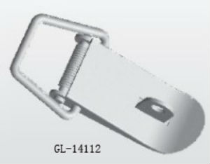 Toogle Latch Buckle Lock Steel