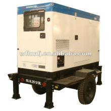 CE genehmigt 8kw-1500kw tragbare Generatoren