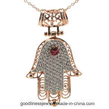 Special Design and Wholesale New Arrival Silver Jewelry Hand Pendant CH4ele018