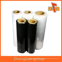 Accept customizable order made in china manufacturing stretch film with high tension for commodity protection