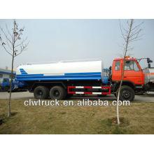 DFAC 18-25CBM camión de transporte de agua, con lámpara de alarma