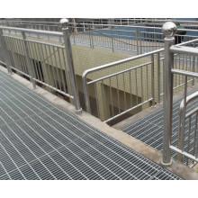 Metal building materials hot dipped galvanized steel grating