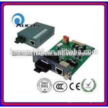 China offer CCTV, video fiber converter, media converter, fiber optic video 10/100/1000m manufacturer
