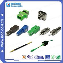 Atenuador de fibra óptica para atenuação de dados