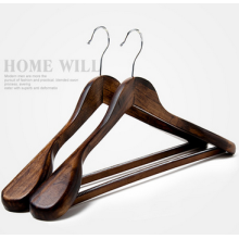 Extra-Wide  Shoulder  Wood  Suit Hangers
