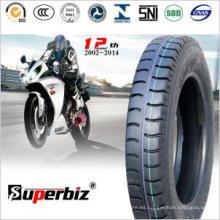 Neumático de la motocicleta (2.75-17) para el accesorio de la motocicleta