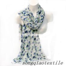 Шелковый шарф Rayon