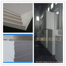 PVC Foam Sheet/Board with Cheap Price and High Quality China Manufacturer