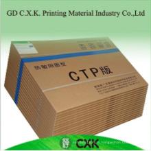 Хорошая прочность Хорошая химическая стойкость Пластина CTP